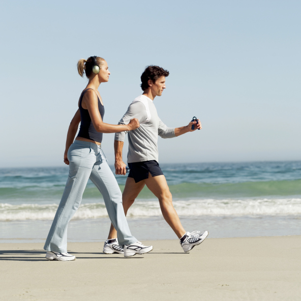 Walking reduces Knee Osteoarthritis (OA) pai