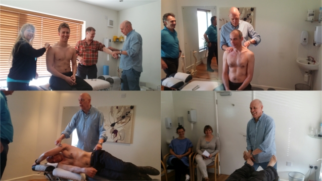 Myofascial Correction workshop